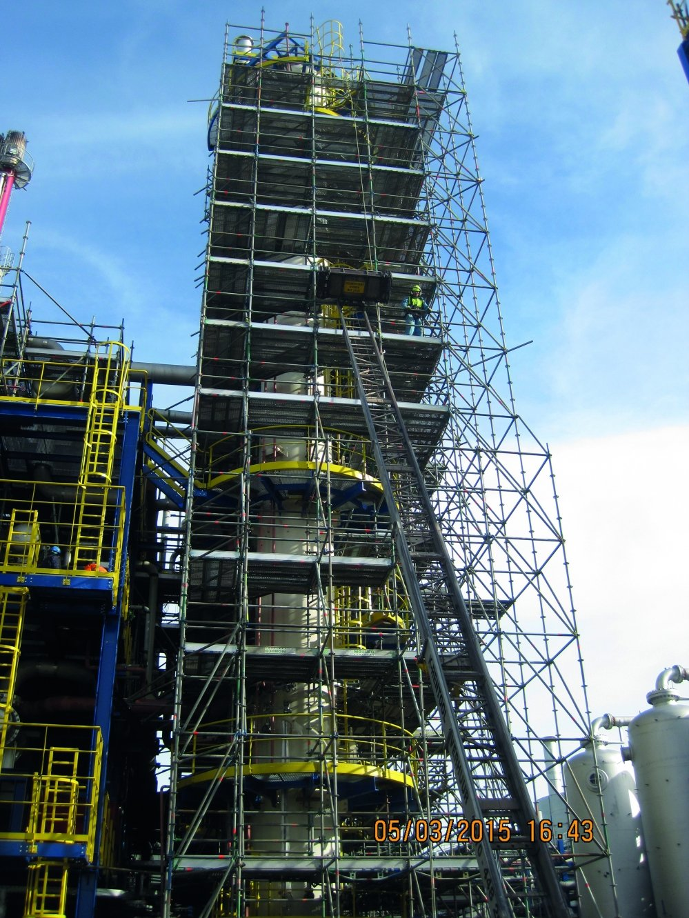 Scaffolding Training Europe STE 9